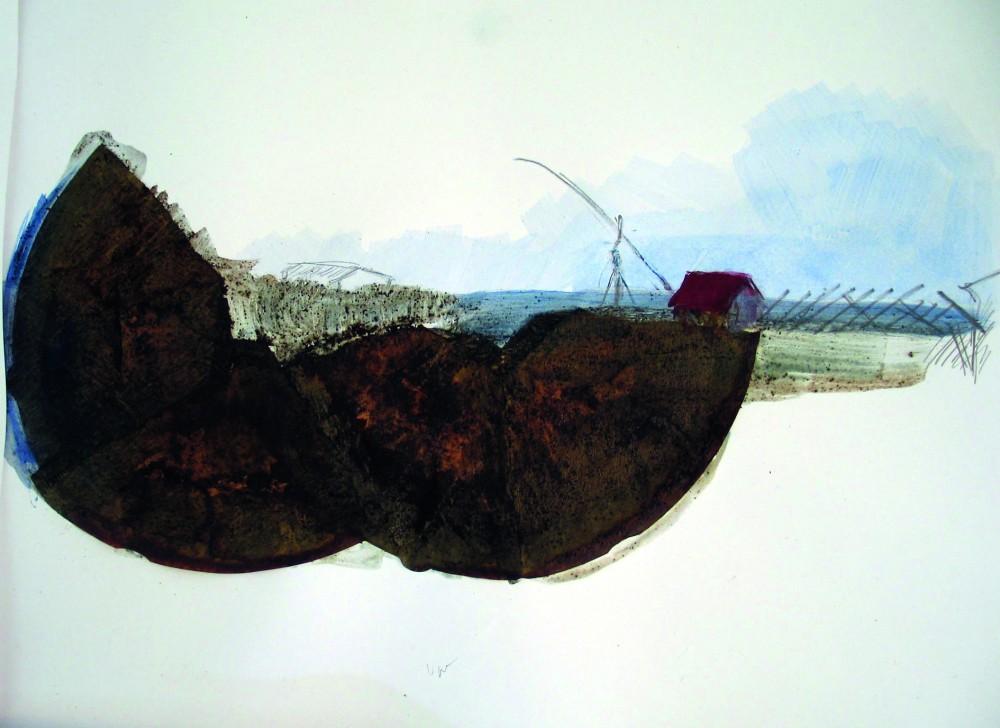Seeseide von Claudia Lüke